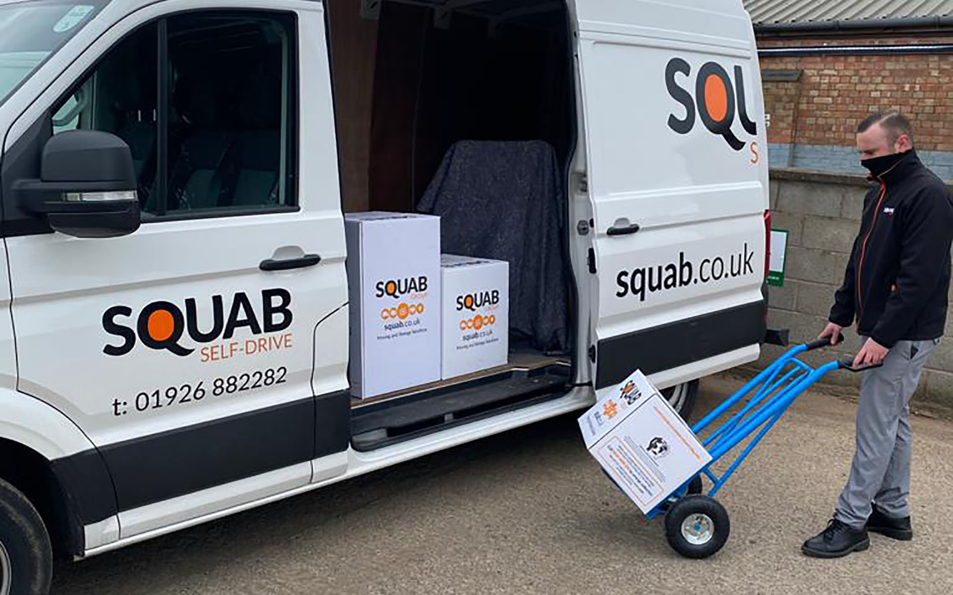 Squab Removals Office