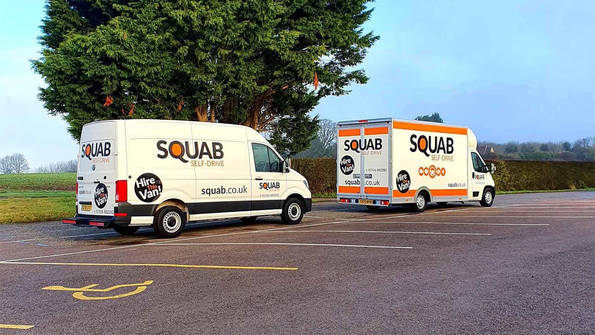 Squab - Removals - Hiring a Van vs Hiring a Removals Service